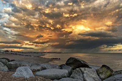 Armageddon Cloudscape