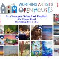 Worthing Artist Open House at St George's School of English