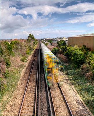 Southern Rail Ghost Train