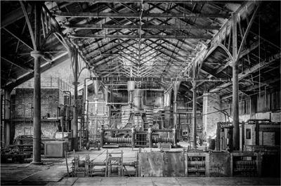 19th Century Chain Mill