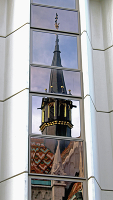 Basilica Reflection
