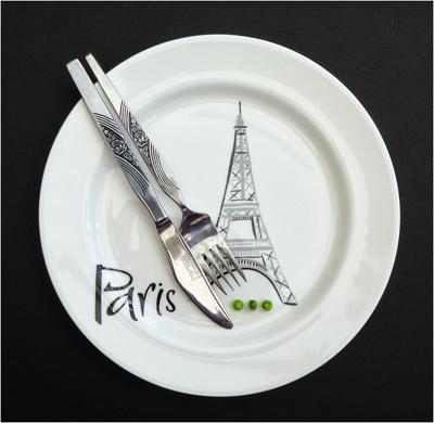 French Cuisine dot dot dot